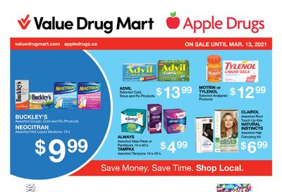 Value Drug Mart Flyer February 28 to March 13