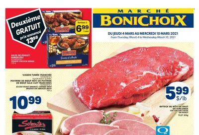 Marche Bonichoix Flyer March 4 to 10