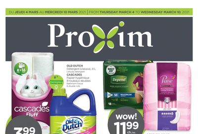 Proxim Flyer March 4 to 10