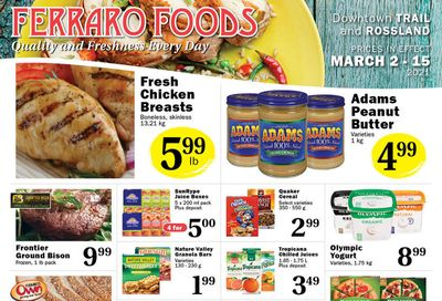 Ferraro Foods Flyer March 2 to 15