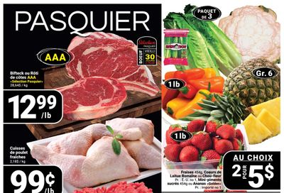 Pasquier Flyer March 4 to 10