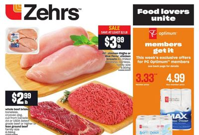 Zehrs Flyer March 4 to 10