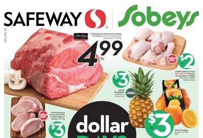 Safeway (AB, SK & MB) Flyer March 4 to 10