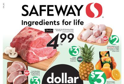 Safeway (BC) Flyer March 4 to 10