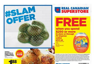 Real Canadian Superstore (ON) Flyer March 4 to 10