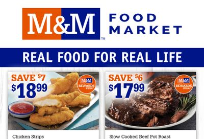 M&M Food Market (SK, MB, NS, NB) Flyer March 4 to 10