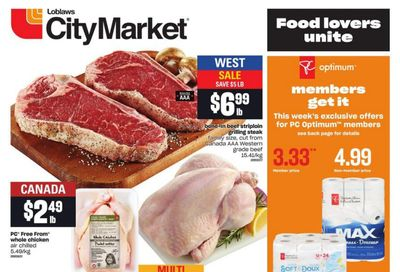 Loblaws City Market (West) Flyer March 4 to 10