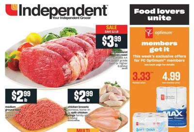 Independent Grocer (ON) Flyer March 4 to 10