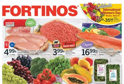 Fortinos Flyer March 4 to 10