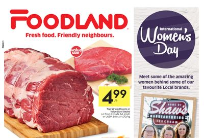 Foodland (ON) Flyer March 4 to 10