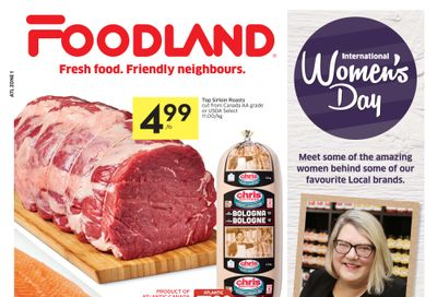 Foodland (Atlantic) Flyer March 4 to 10
