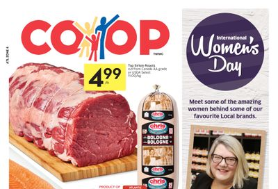Foodland Co-op Flyer March 4 to 10