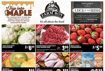 Farm Boy Flyer March 4 to 10