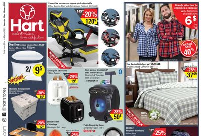 Hart Stores Flyer March 3 to 16