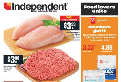 Independent Grocer (Atlantic) Flyer March 4 to 10