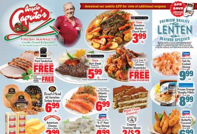 Angelo Caputo's Weekly Ad Flyer March 3 to March 9, 2021