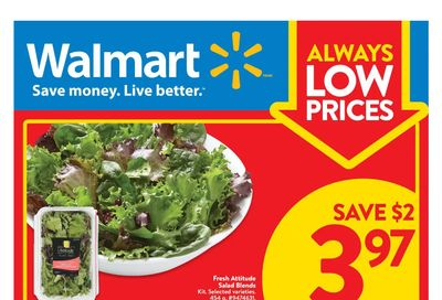 Walmart (West) Flyer March 4 to 10