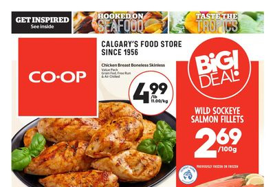 Calgary Co-op Flyer March 4 to 10