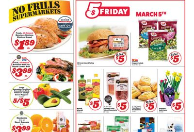 No Frills Weekly Ad Flyer March 3 to March 9, 2021