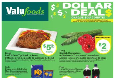 Valufoods Flyer March 4 to 10