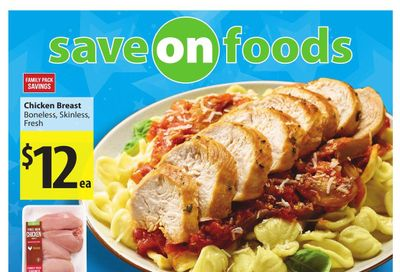 Save on Foods (BC) Flyer March 4 to 10
