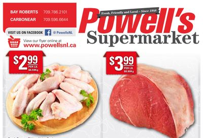 Powell's Supermarket Flyer March 4 to 10