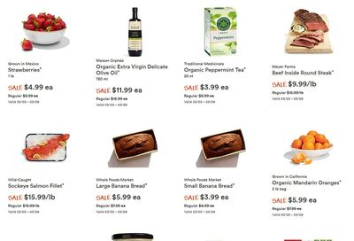 Whole Foods Market (West) Flyer March 3 to 9