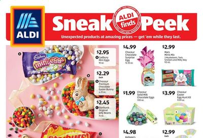 ALDI (CT) Weekly Ad Flyer March 7 to March 13