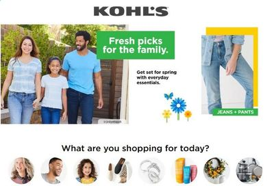 Kohl's Weekly Ad Flyer March 3 to March 10