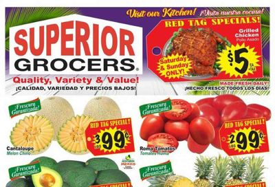 Superior Grocers Weekly Ad Flyer March 3 to March 9