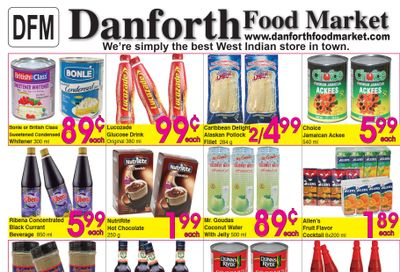 Danforth Food Market Flyer March 4 to 10