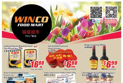 WinCo Food Mart (HWY 7) Flyer March 4 to 10
