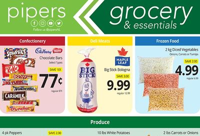 Pipers Superstore Flyer March 4 to 10