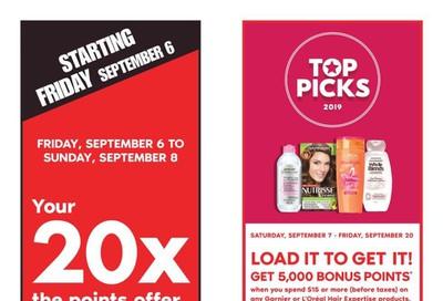 Shoppers Drug Mart (West) Flyer September 7 to 12