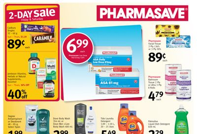 Pharmasave (Atlantic) Flyer March 5 to 11