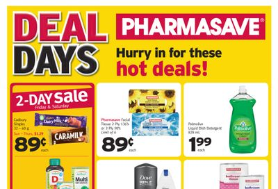 Pharmasave (West) Flyer March 5 to 11