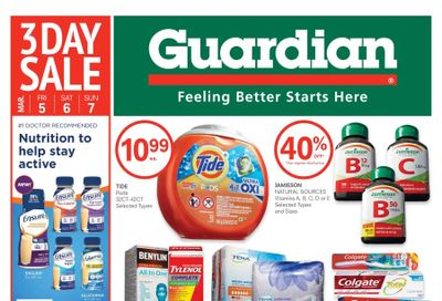 Guardian Flyer March 5 to 11