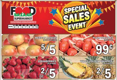 Food Bazaar Supermarket Weekly Ad Flyer March 4 to March 10, 2021