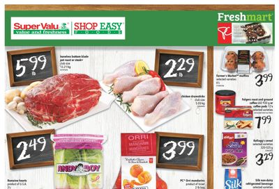 Shop Easy & SuperValu Flyer March 5 to 11