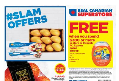 Real Canadian Superstore (West) Flyer March 5 to 11