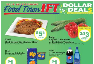 IFT Independent Food Town Flyer March 5 to 11