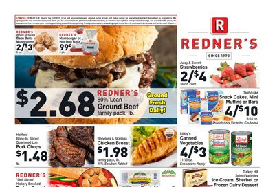 Redner's Markets Weekly Ad Flyer March 4 to March 10, 2021