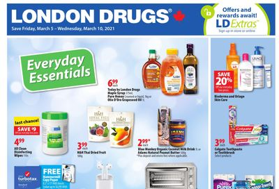 London Drugs Flyer March 5 to 10