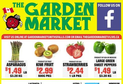 The Garden Market Flyer March 5 to 11