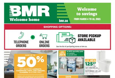 BMR Flyer March 4 to 10