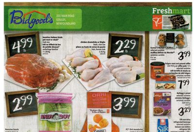Bidgood's Flyer March 4 to 10