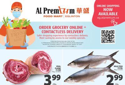 Al Premium Food Mart (Eglinton Ave.) Flyer March 4 to 10