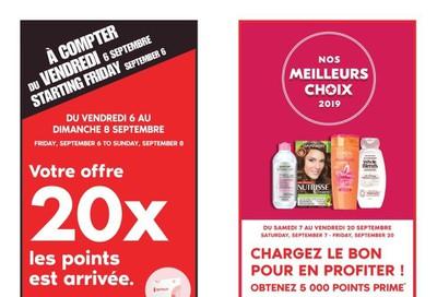Pharmaprix Flyer September 7 to 12