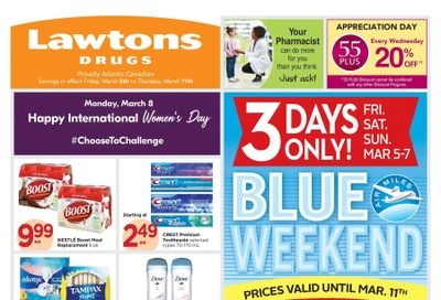 Lawtons Drugs Flyer March 5 to 11