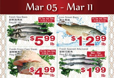 First Choice Supermarket Flyer March 5 to 11
